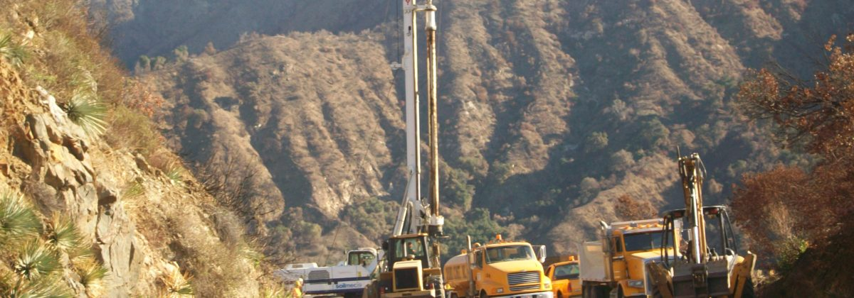 Services – Don H  Mahaffey Drilling Co